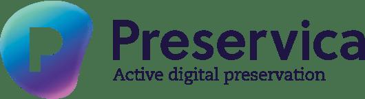 Preservica logo